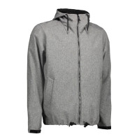 Casual soft shell herrjacka | huva