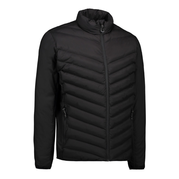 Padded stretch jacket