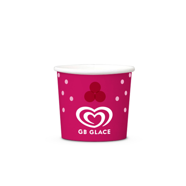 Pappersmugg, Ice Cream Cup