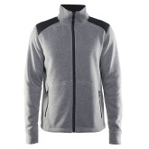 Noble Zip Jacket Heavy Knit fleece M