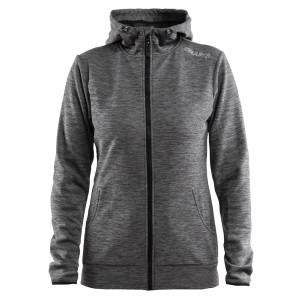 Leisure Full Zip Hood W
