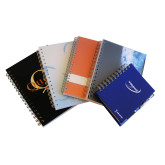 Skrivböcker med wire-o bindning / Different notebooks for all occasions, meetings and congresses