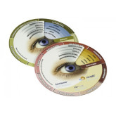 Ophthalmologisk snurra / Ophthalmologigal wheel meter
