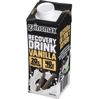 Recovery drink Vanilla 250ml