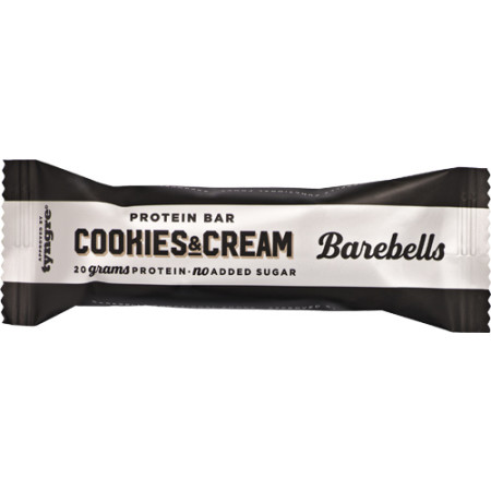 Protein Bar Cookies/Cream