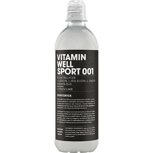 Vitamin Well SPORT 001 Original
