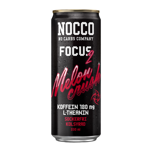 Nocco Focus 2 Melon Crush