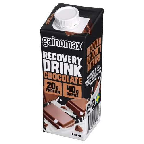 Recovery drink Chocolate 250ml