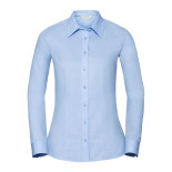 Ladies LS Tailored Coolmax® Shirt