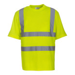 Hi vis short sleeve t-shirt