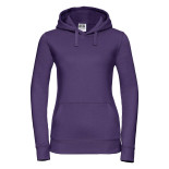 Ladies Authentic Hooded Sweat