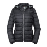 Ladies Hooded Nano Jacket