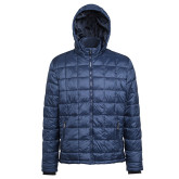 M´s Box Quilted Hooded Jacket