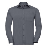 Men´s Long Sleeve Polycotton Easy Care Poplin Sh