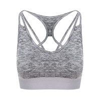 Girlie Cross Back Crop Top