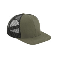 Original Flat Peak 6 Panel Trucker