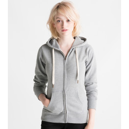 Ws Superstar Zip Through Hoodie
