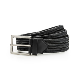 Leather Braid Belt
