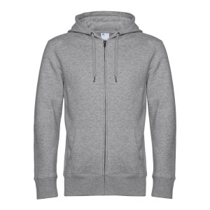 B&C KING Zipped Hood