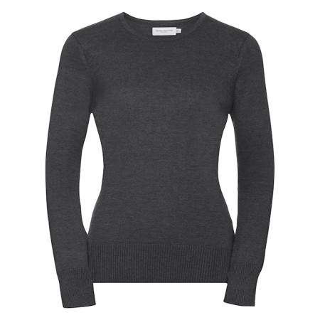 Ladies Crew Neck Pullover