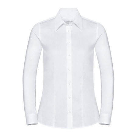 Ladies SS Tailored Coolmax® Shirt