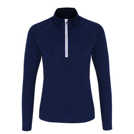 Womens TriDri® Performance 1/4 Zip