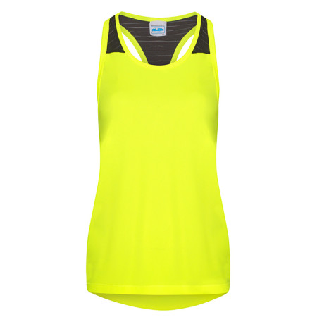 Girlie Cool Smooth Workout Vest