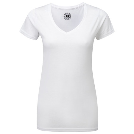 Ladies´ V-Neck HD Tee