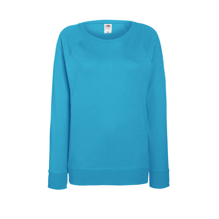 Ladies Lightweight Raglan Sweat