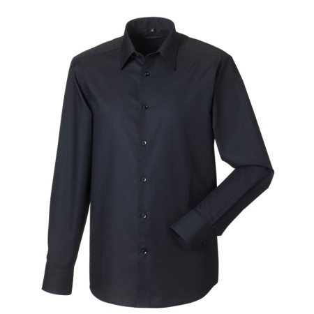 Men´s Long Sleeve Easy Care Tailored Oxford Shirt