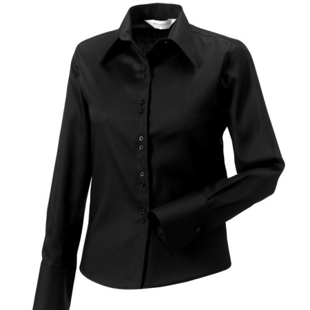 Ladies´ Long Sleeve Ultimate Non-Iron Shirt