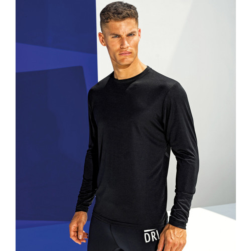 Mens TriDri® long Sleeve Performance T Shirt