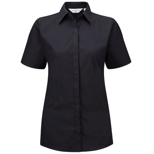 Ladies S/S Ultimate Stretch Shirt