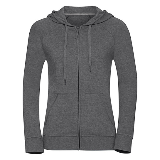 Ladies´ HD Zipped Hood Sweat