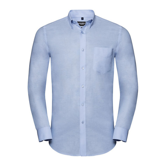 Men´s LS Tailored Button-Down Oxford Shirt