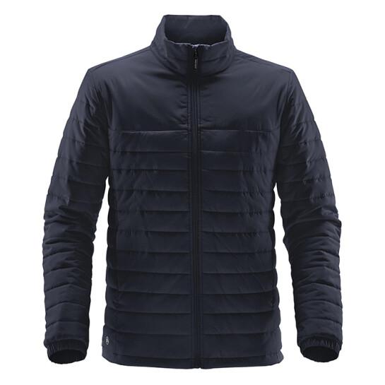 s Oliver Padded Black Coat Jacket With Fur Hood | Malaabes