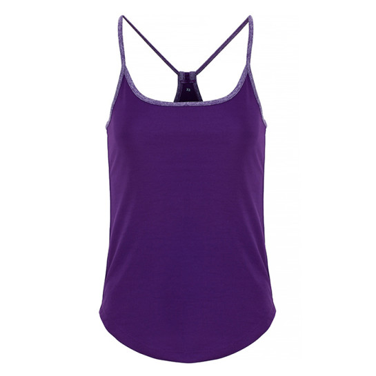 Ladies TriDri ® Yoga Vest