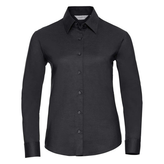 Ladies´ Long Sleeve Easy Care Oxford Shirt