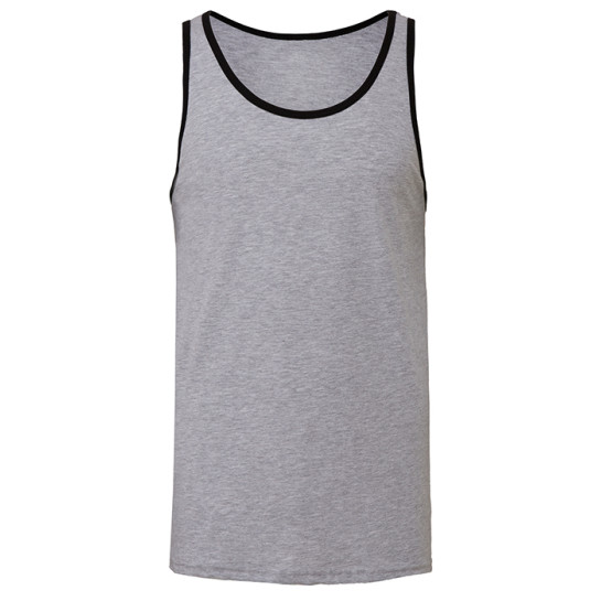 Bella Canvas Unisex Jersey Tank Top