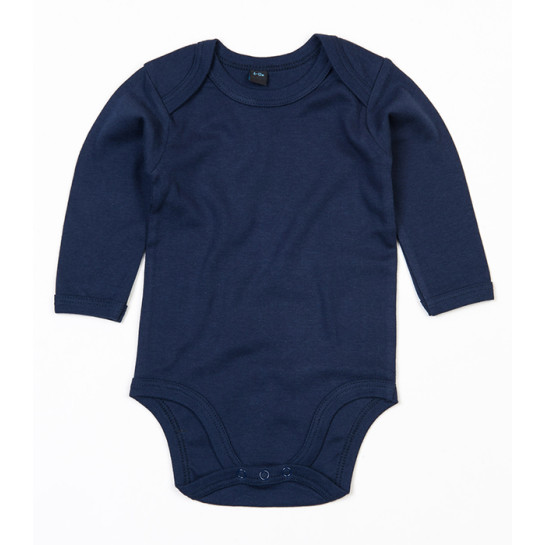 Organic Baby Long Sleeve Bodysuit