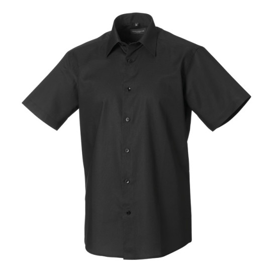Men`s SS Easy Care Tailored Oxford Shirt