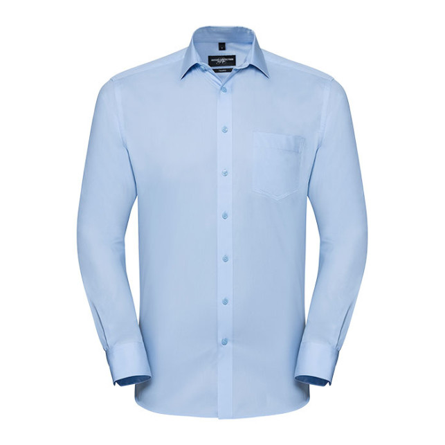 Men´s LS Tailored Coolmax® Shirt