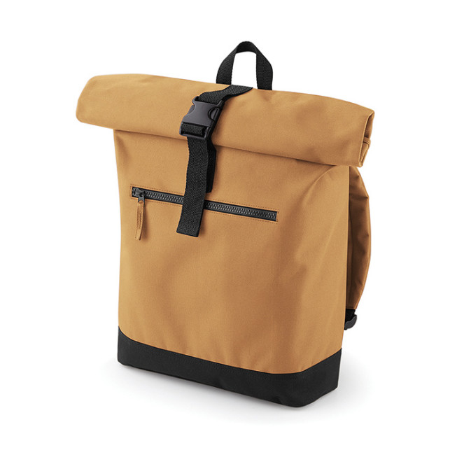 Roll-Top Backpack