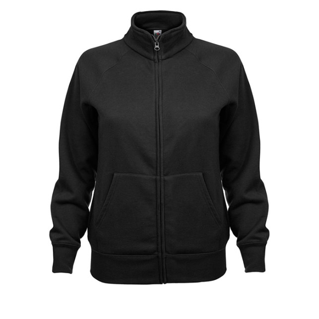 Ladies Sweat Jacket