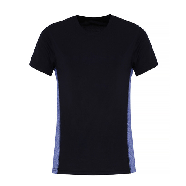 Ladies TriDri ® Contrast Panel Performance Tshirt