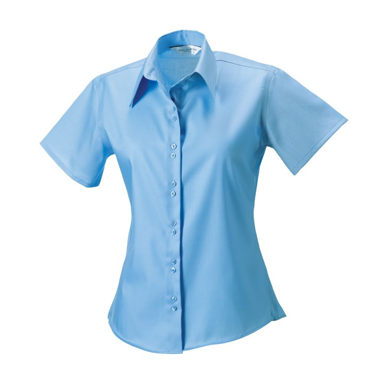 Ladies´ Short Sleeve Ultimate Non-Iron Shirt