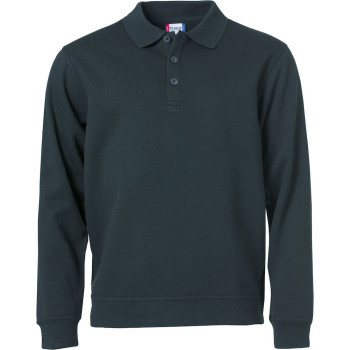 Basic Polo Sweater