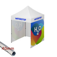 2x3m Eventtält 40mm