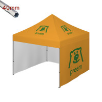 3x3m Eventtält 40mm