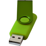 Rotate-metallic USB 2 GB